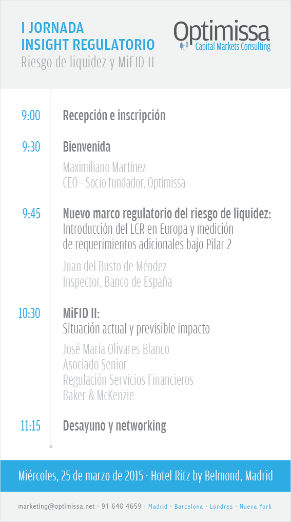 Programa Jornada Optimissa